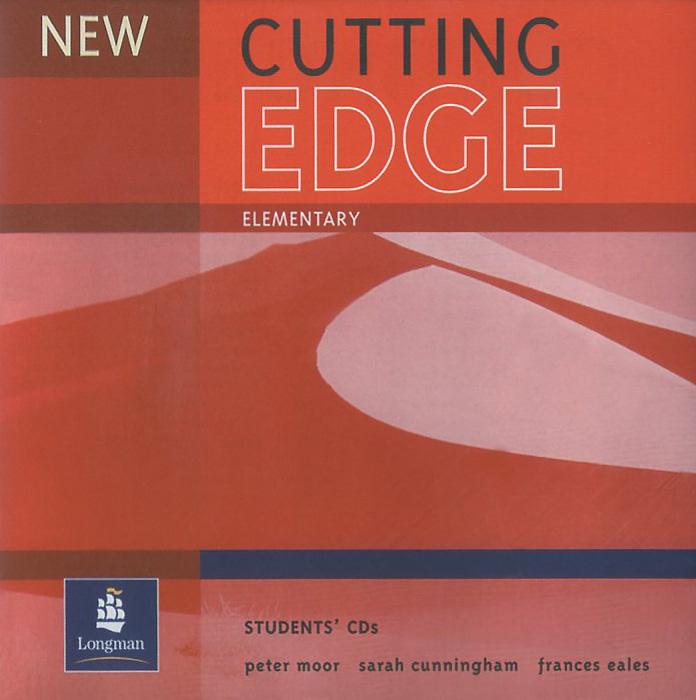New Cutting Edge: Elementary: Students CDs (аудиокурс на 2 CD)