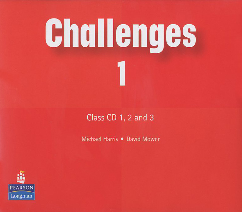 Challenges 1: Class CD (аудиокурс на 3 CD) english in mind level 3 аудиокурс на 3 cd