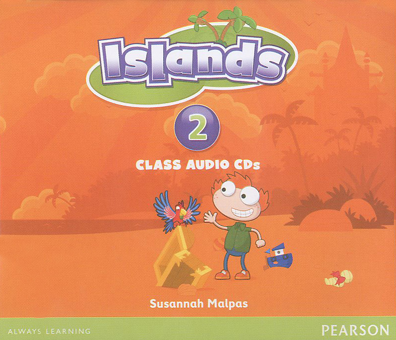 Islands: Level 2: Class Audio CDs (аудиокурс на 4 CD) interactive level 4 class audio cds аудиокурс на 3 cd page 5 page 2