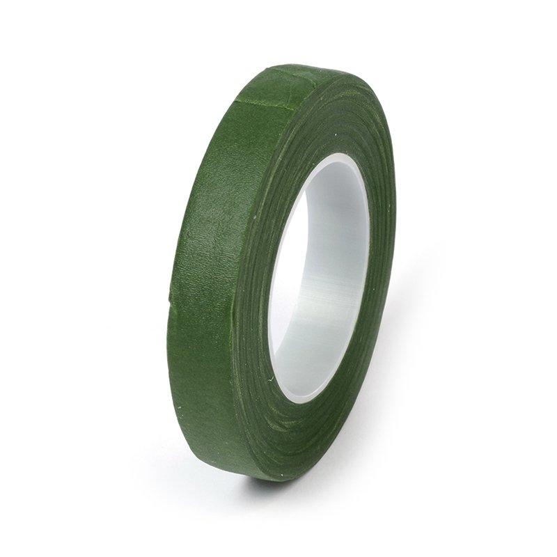 Флористическая лента Fleur, цвет: зеленый. 03-0043 липкая лента bondage tape