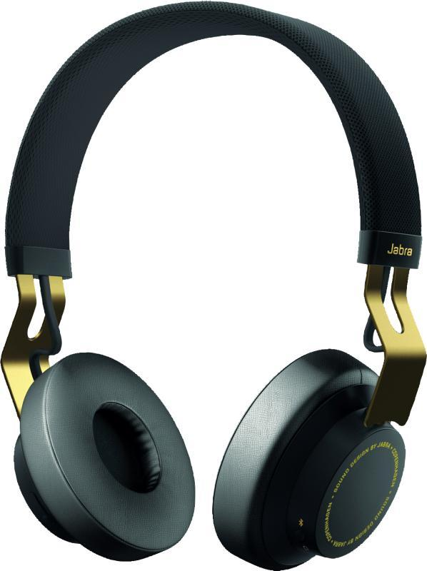 Jabra Move, Gold Bluetooth гарнитура