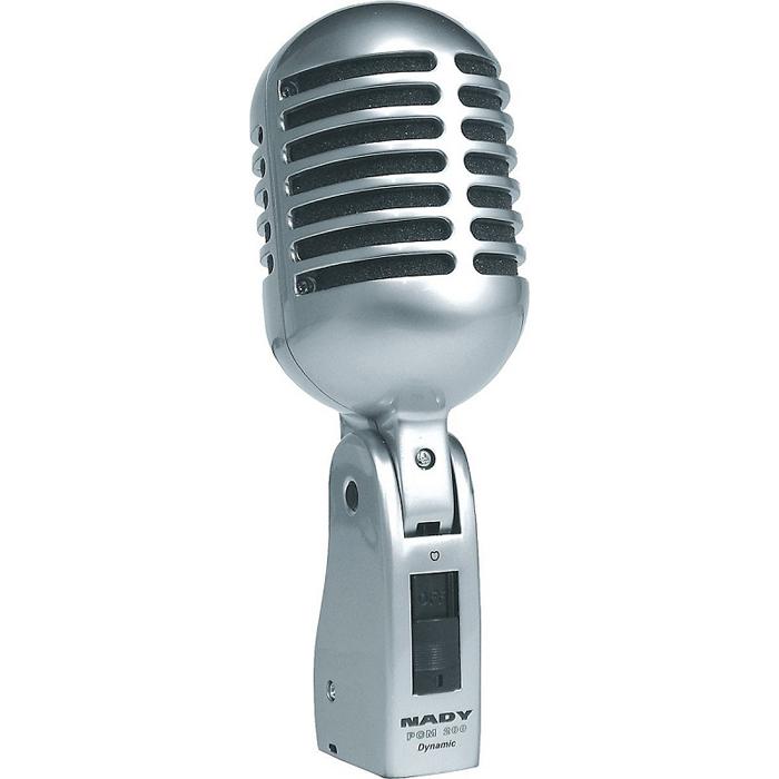 Nady PCM-200, Silver микрофон цены