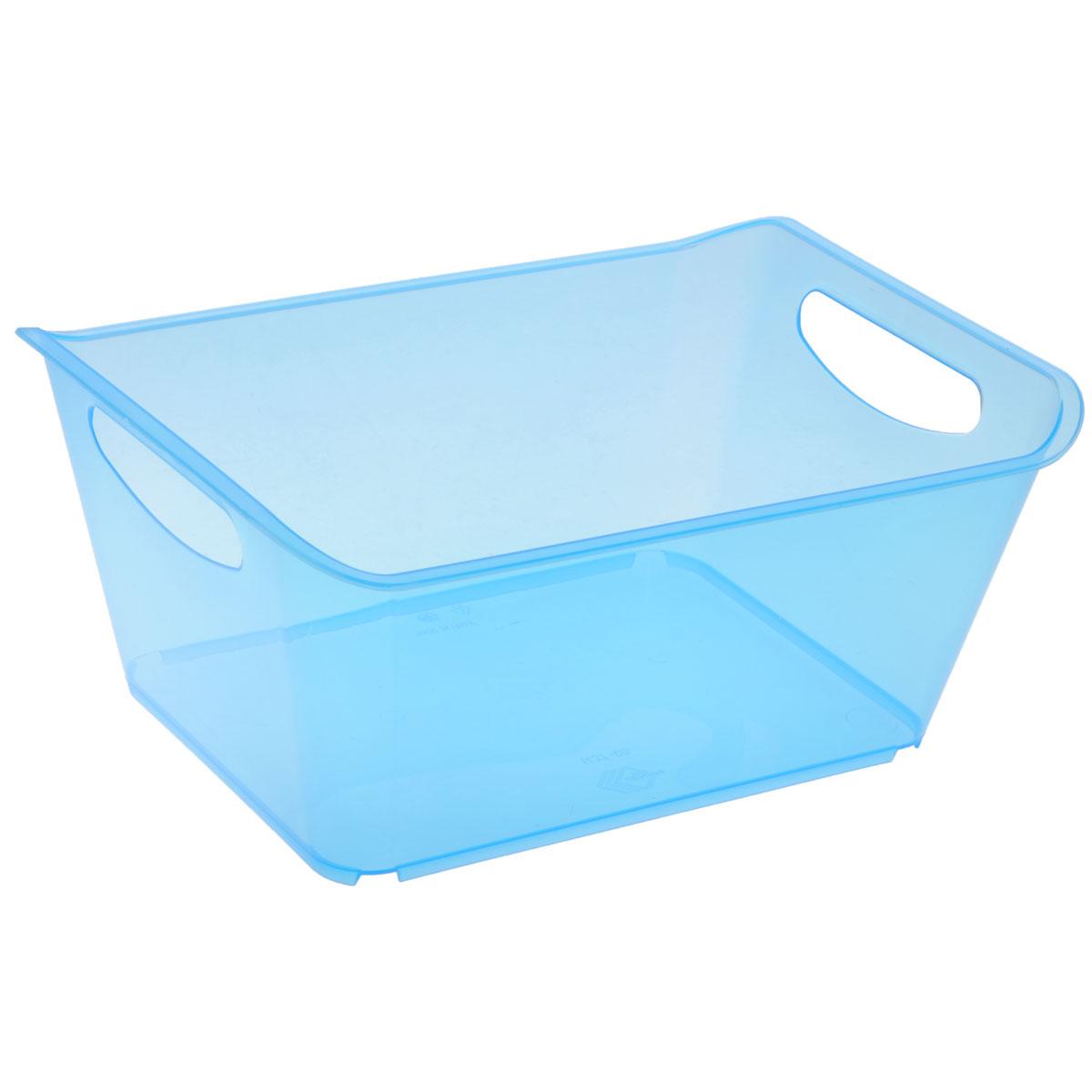Контейнер Gensini, цвет: голубой, 5 л контейнер gensini цвет сиреневый 10 л