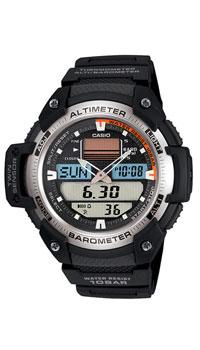 Наручные часы Casio SGW-400H-1B все цены