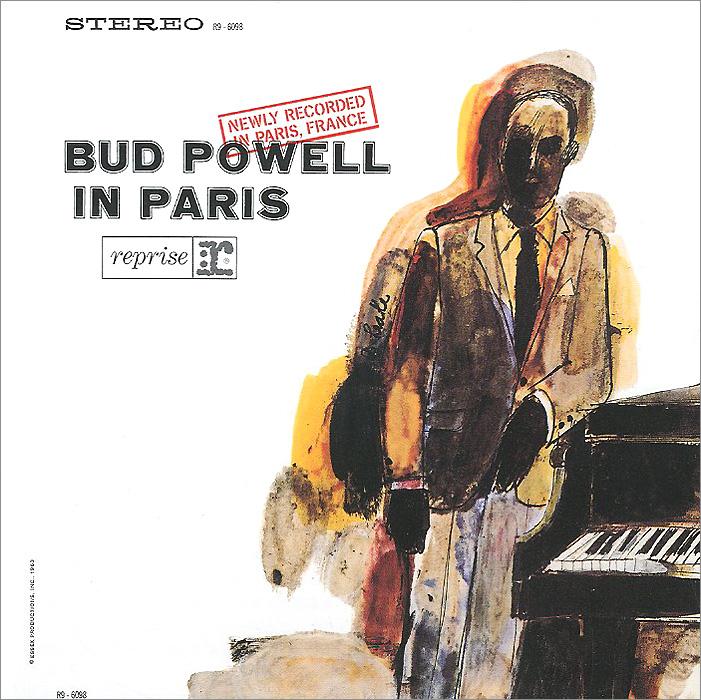 Бад Пауэлл Bud Powell. Bud Powell In Paris кози пауэлл cozy powell tilt