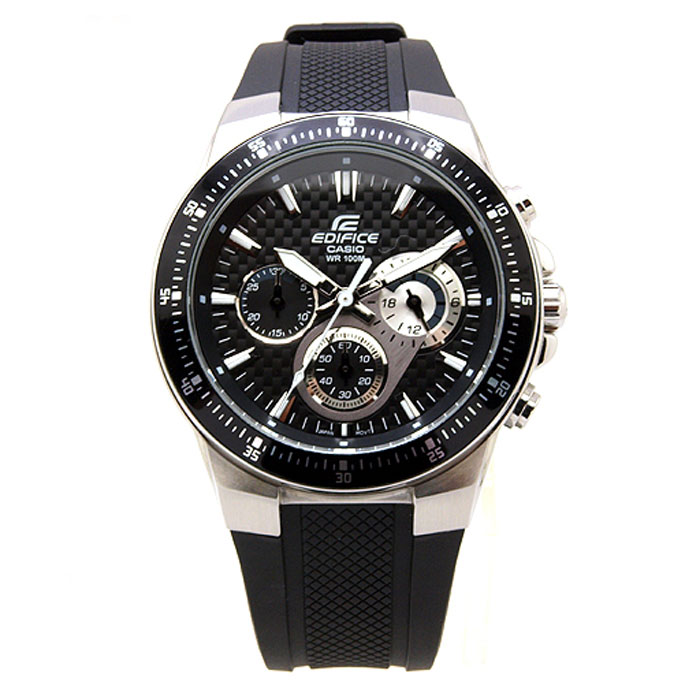 где купить Наручные часы Casio EF-552-1A дешево