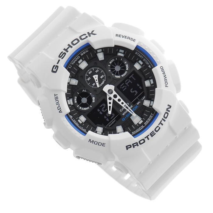 Наручные часы Casio GA-100B-7A все цены