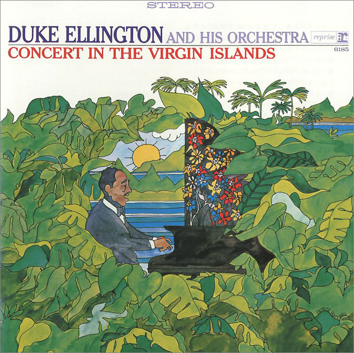 Duke Ellington And His Orchestra Duke Ellington And His Orchestra. Concert In The Virgin Islands duke ellington it s showtime
