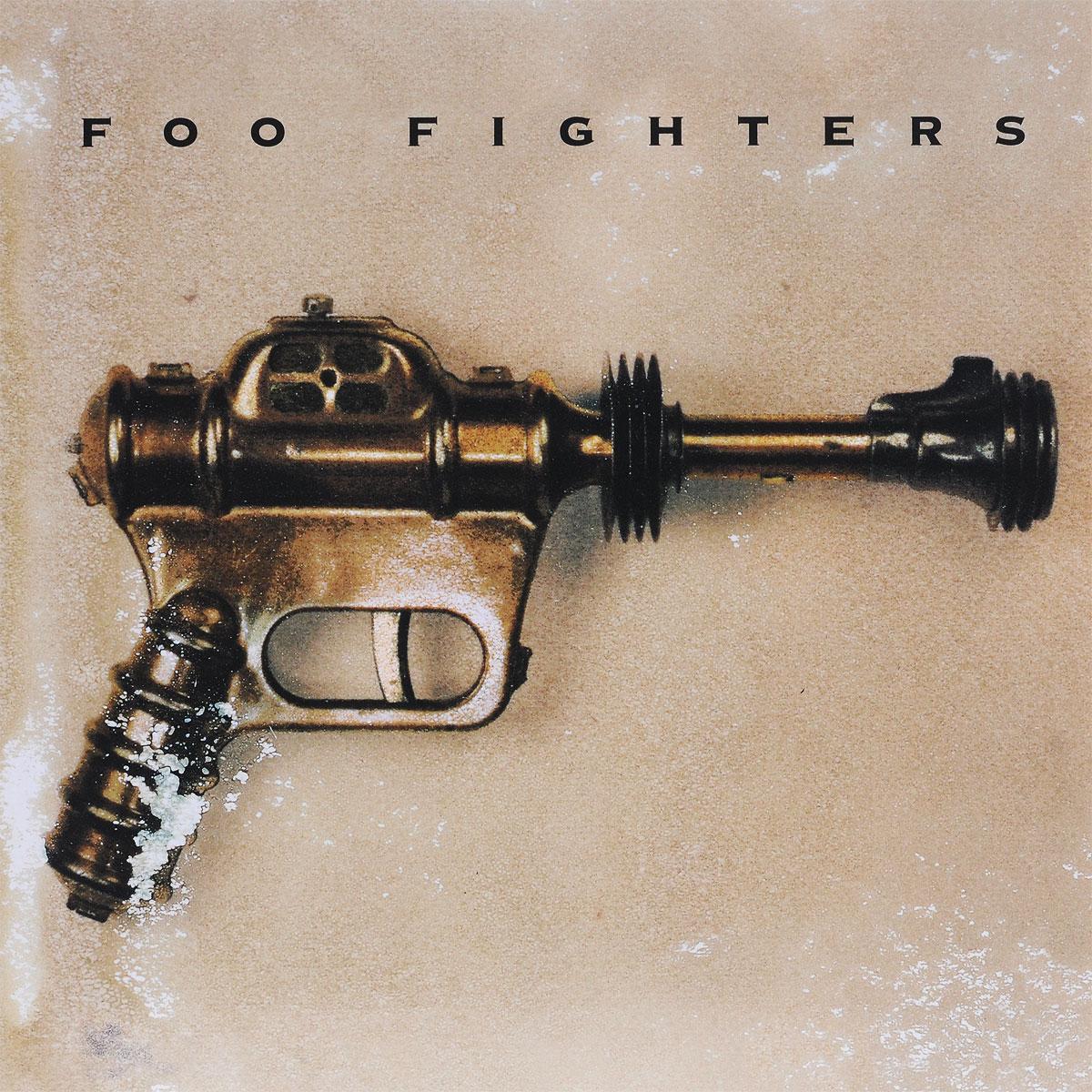Foo Fighters Foo Fighters. Foo Fighters (LP) foo fighters foo fighters one by one 2 lp