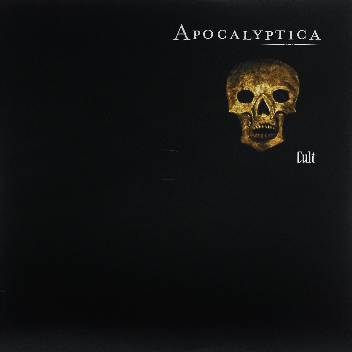 Apocalyptica Apocalyptica. Cult (2 LP + CD) apocalyptica apocalyptica shadowmaker 2 lp cd