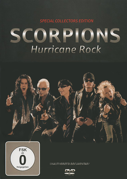 цена на Scorpions: Hurricane Rock