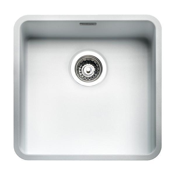 Мойка кухонная REGINOX Ohio 40x40 Arctic White 3,5'' Regi-Color