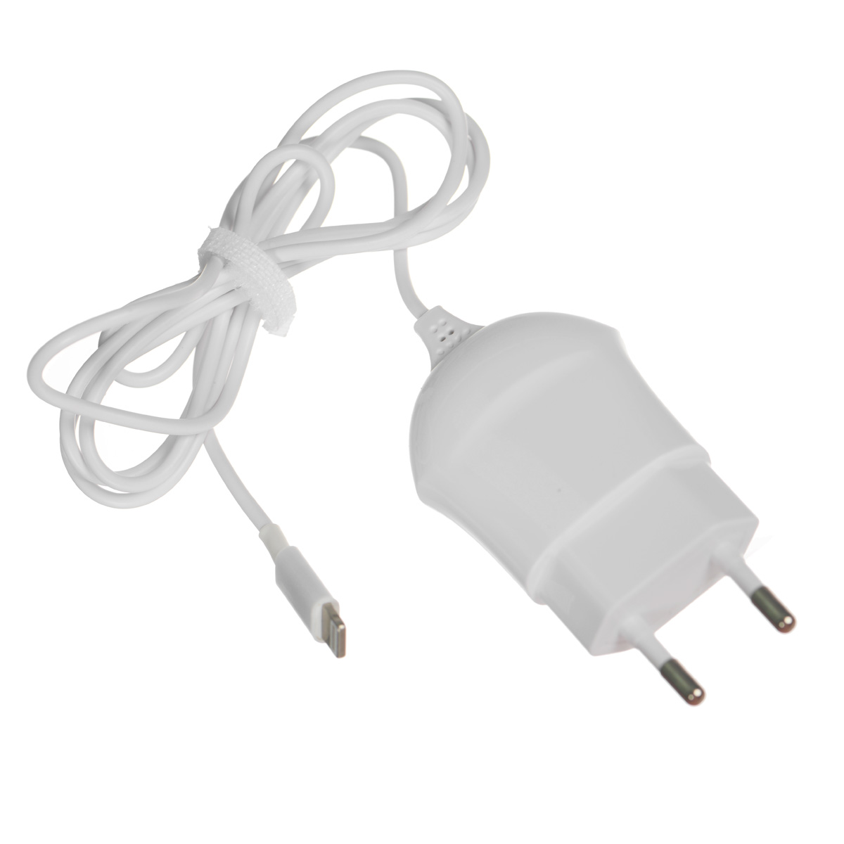 Deppa Wall Charger 1A, White сетевое зарядное устройство с разъемом 8-pin стоимость