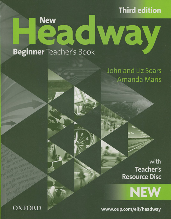 New Headway: Beginner: Teachers Book (+ CD-ROM)