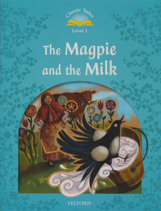 The Magpie and the Milk: Level 1 the wizard of oz books wholesale genuine books for adolescents life must read paper books for children