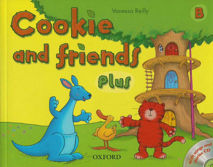 Cookie and Friends Plus B (+ CD) cookie and friends a