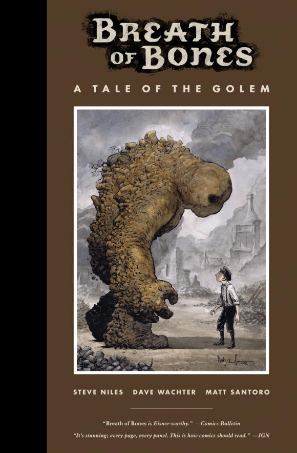 Breath of Bones: A Tale of the Golem