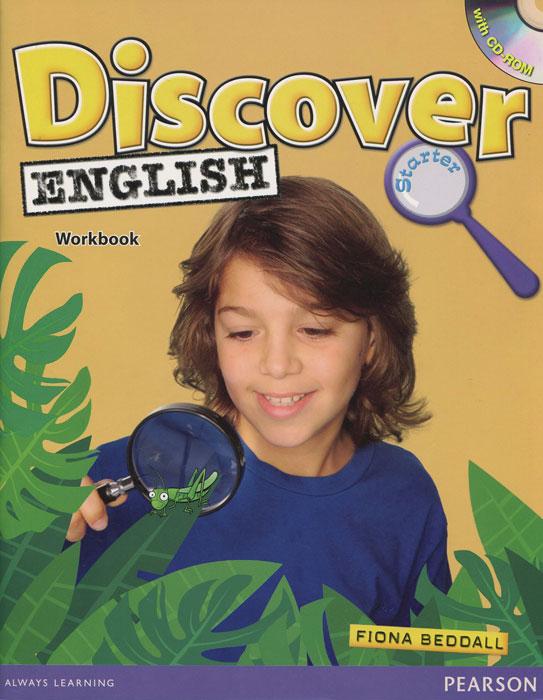 Discover English: Starter: Workbook (+ СD-ROM) discover english starter flashcards набор из 40 карточек