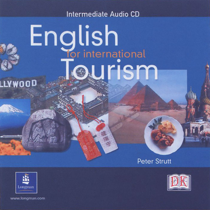 English for International Tourism: Intermediate: Audio CD (аудиокурс на 2 CD) achieve ielts 2 english for international education cd rom