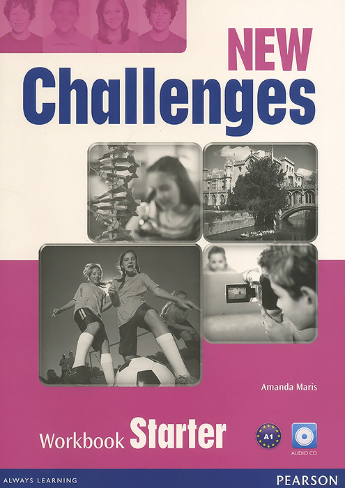 New Challenges: Starter: Workbook (+ CD-ROM) join us for english starter language portfolio