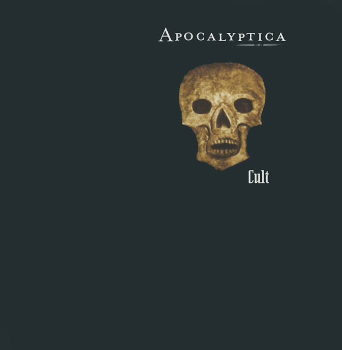 apocalyptica apocalyptica plays metallica 20th anniversary edition 2 lp cd Apocalyptica Apocalyptica. Cult