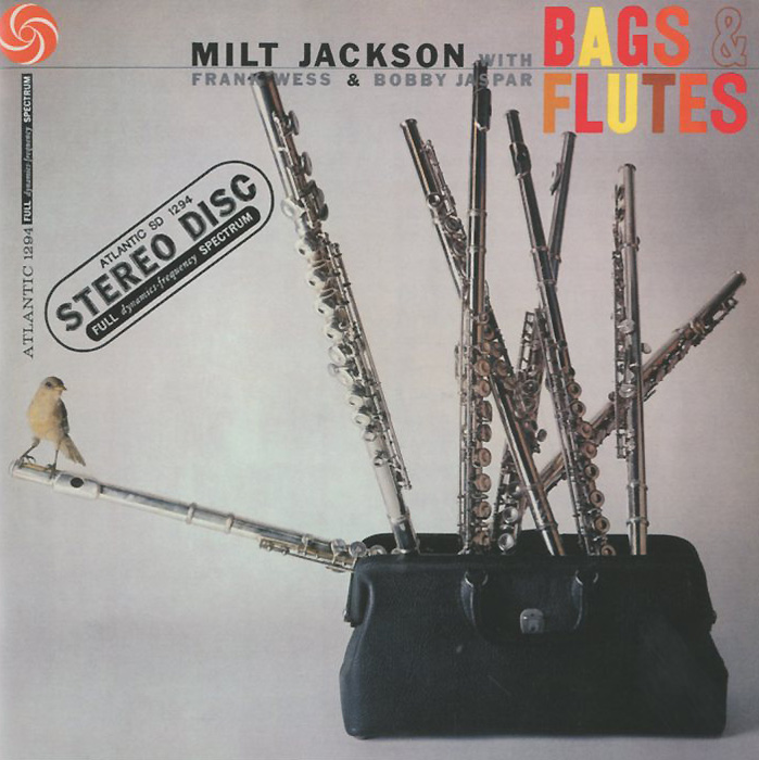 Милт Джексон Milt Jackson. Bags & Flutes майлз дэвис милт джексон miles davis and milt jackson quitet sextet