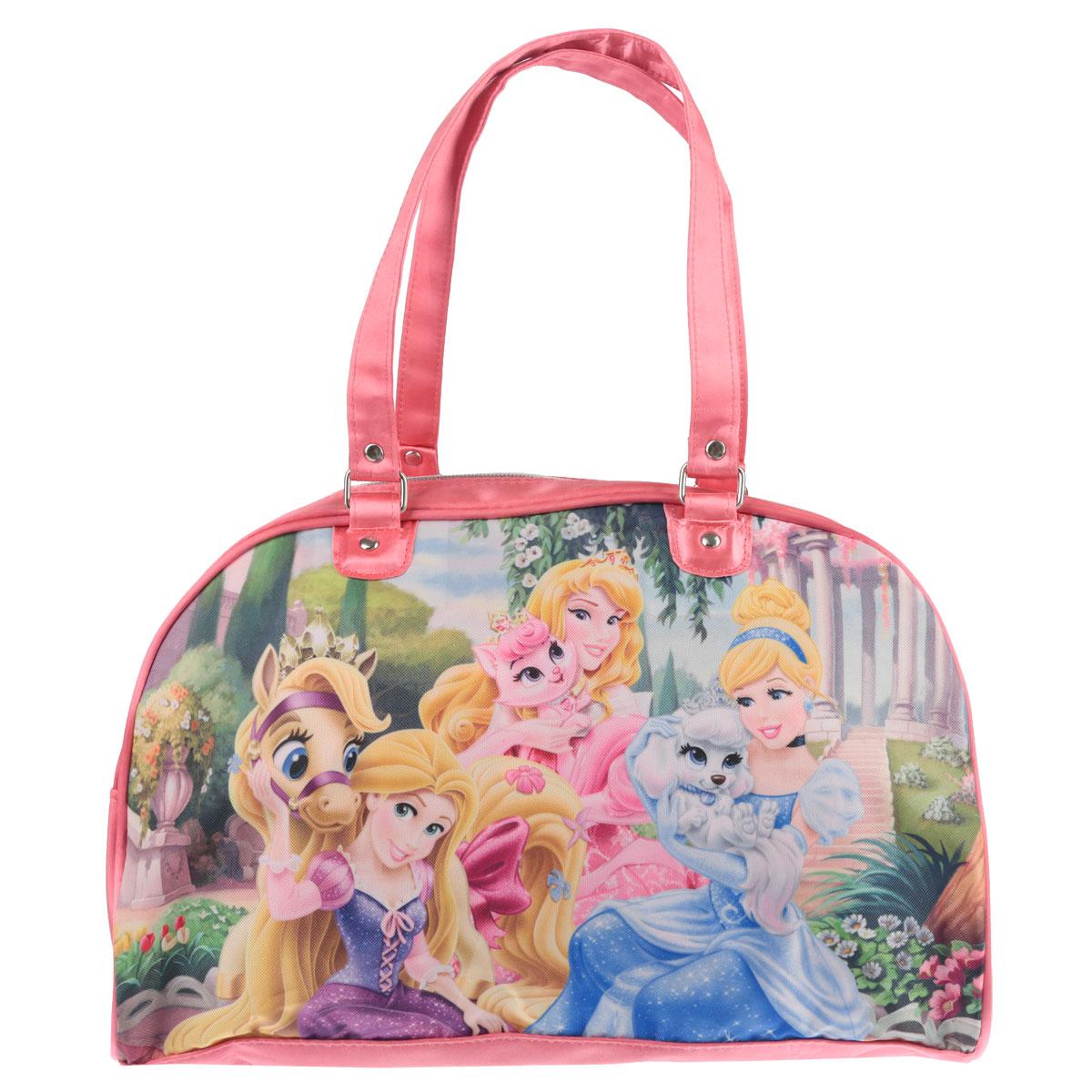 Сумочка Princess, цвет: розовый. PRCB-UT4-4034 сумочка princess цвет розовый prcb ut4 4017