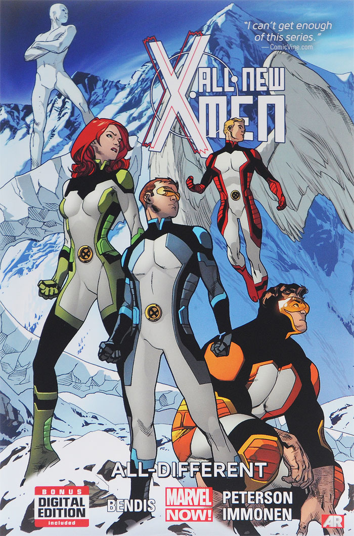 All-New X-Men: Volume 4: All-Different