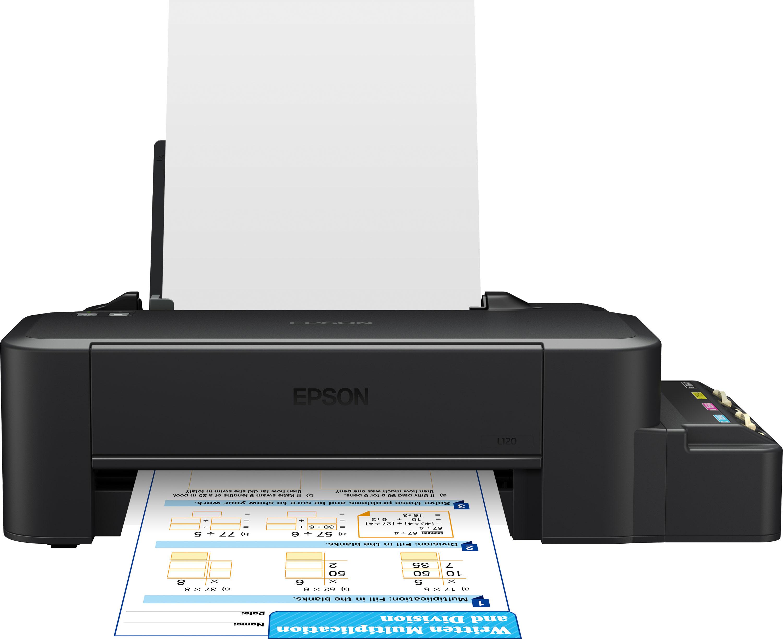 Принтер Epson L120 цветной