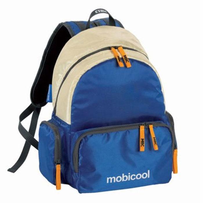 Термосумка MobiCool Sail 13, цвет: синий, 39 х 32 х 14 см термосумка mobicool sail 13 цвет синий 39 х 32 х 14 см