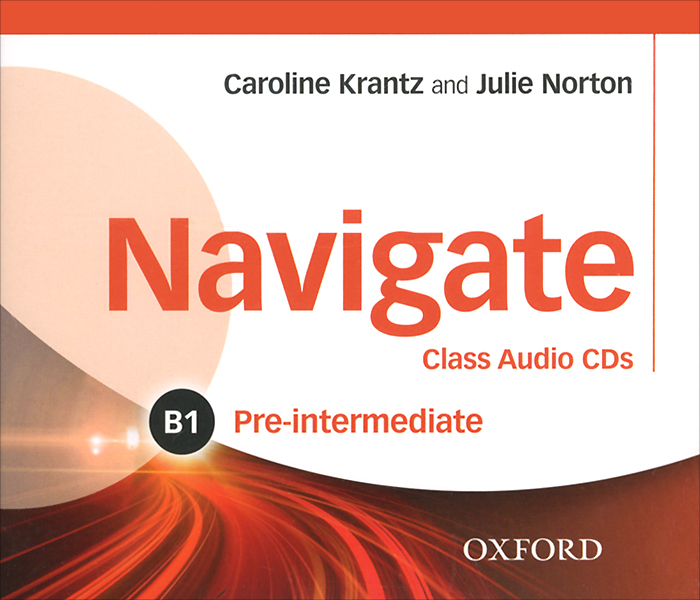 Navigate: Pre-intermediate: B1: Class Audio CDs (аудиокурс на 3 CD)