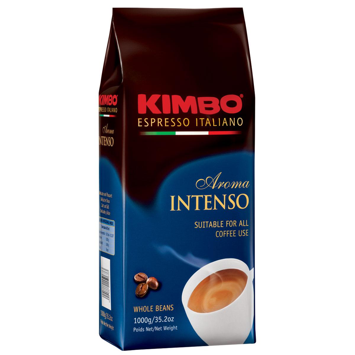 Kimbo Aroma Intenso кофе в зернах, 1 кг pausa aroma bar кофе в зернах 1 кг