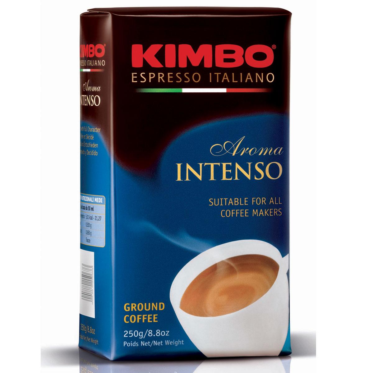 Kimbo Aroma Intenso кофе молотый, 250 г