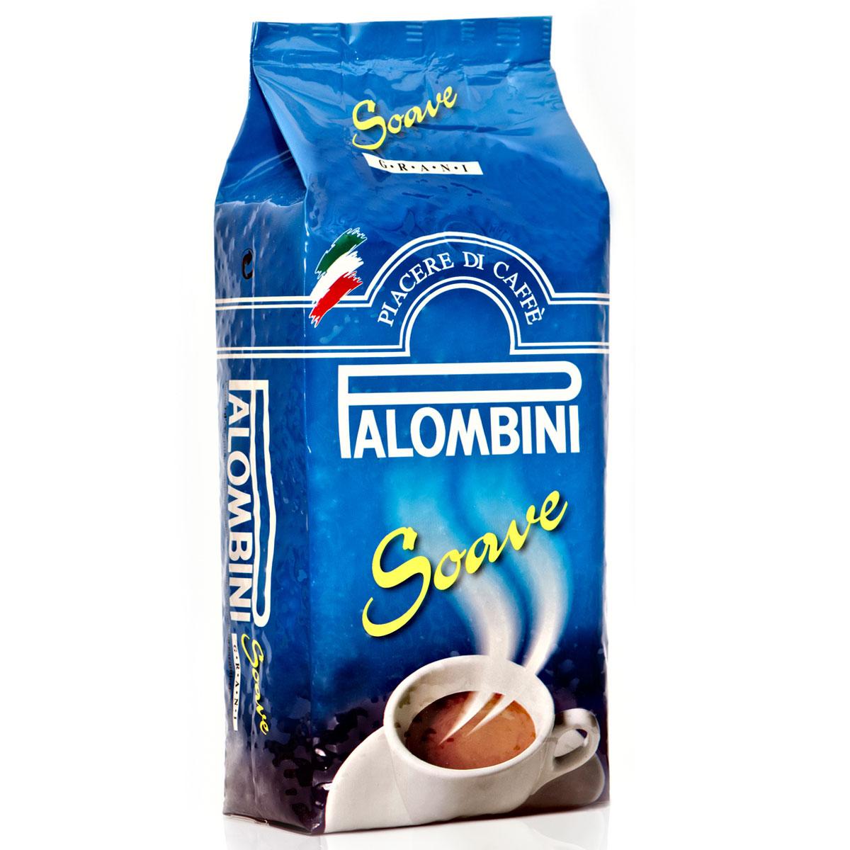 Palombini Soave кофе в зернах, 1 кг