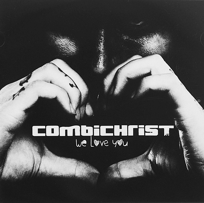 Combichrist Combichrist. We Love You combichrist combichrist what the f k is wrong with you people 2 cd