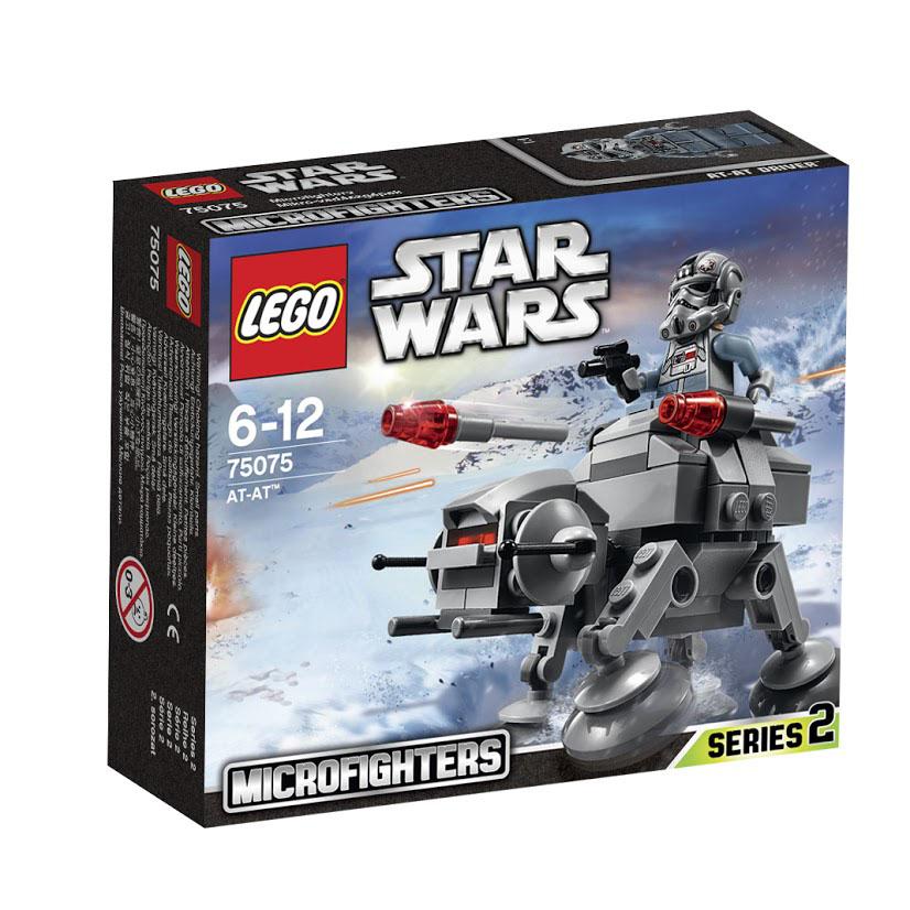 LEGO Star Wars Конструктор AT-AT 75075