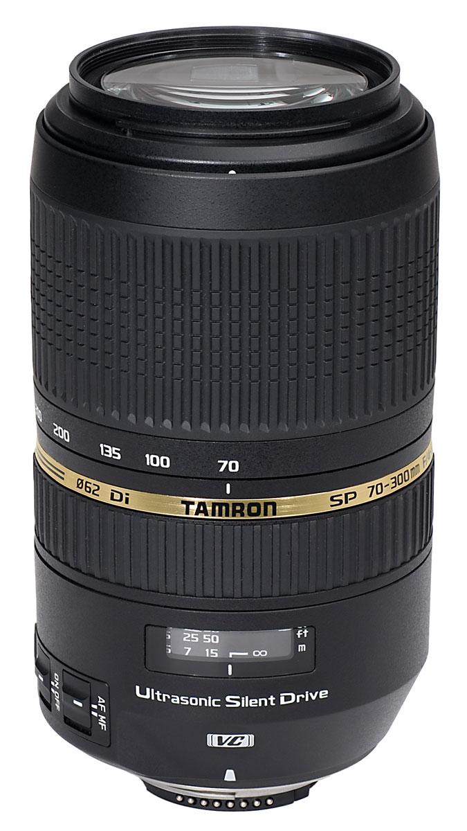 Объектив Tamron AF SP 70-300/4.0-5.6 DI VC USD Nikon