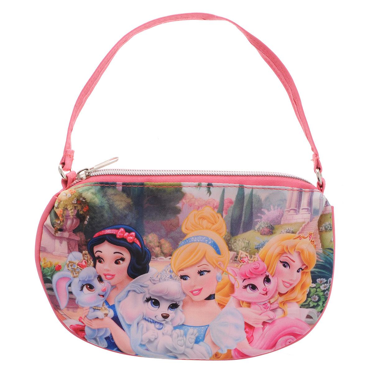 Сумочка Princess, цвет: розовый. PRCB-UT4-4017 сумочка princess цвет розовый prcb ut4 4017