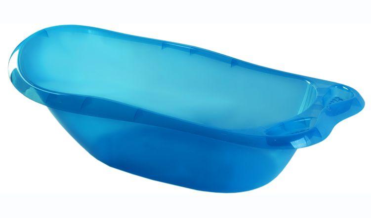 Idea Ванночка детская Океаник цвет голубой 86 х 21 52 см