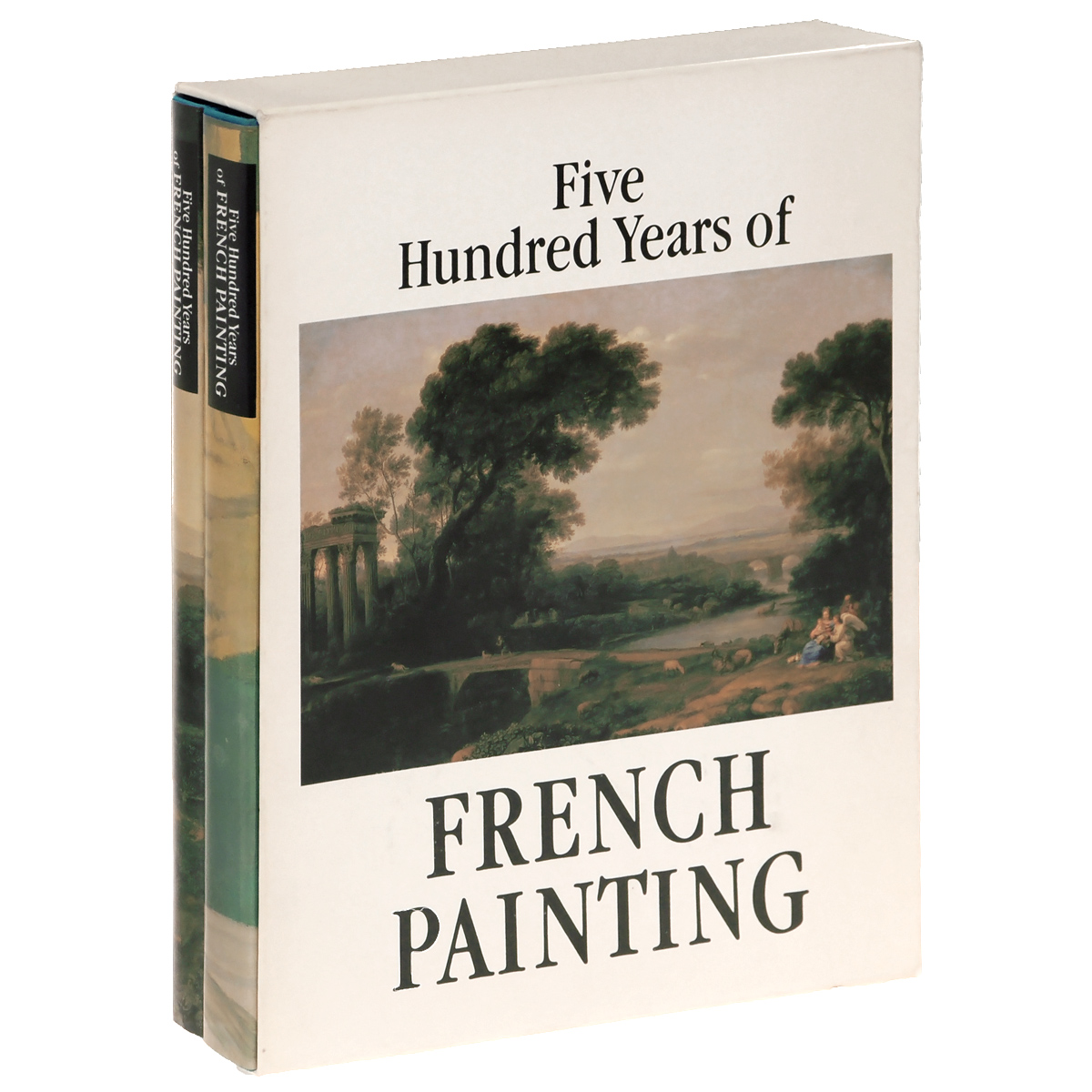 Five Hundred Years of French Painting (Альбом в 2 томах)