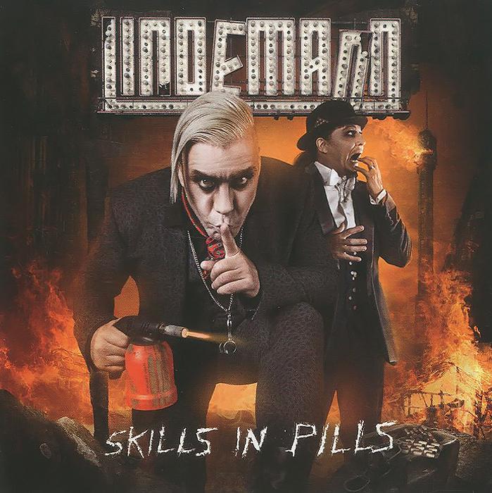 лучшая цена Тилл Линдеманн Lindemann. Skills In Pills