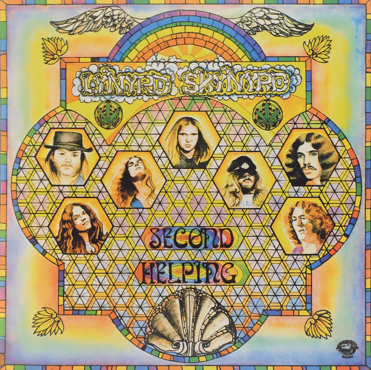 Lynyrd Skynyrd Lynyrd Skynyrd. Second Helping (LP) lynyrd skynyrd lynyrd skynyrd one more from the road 2 lp