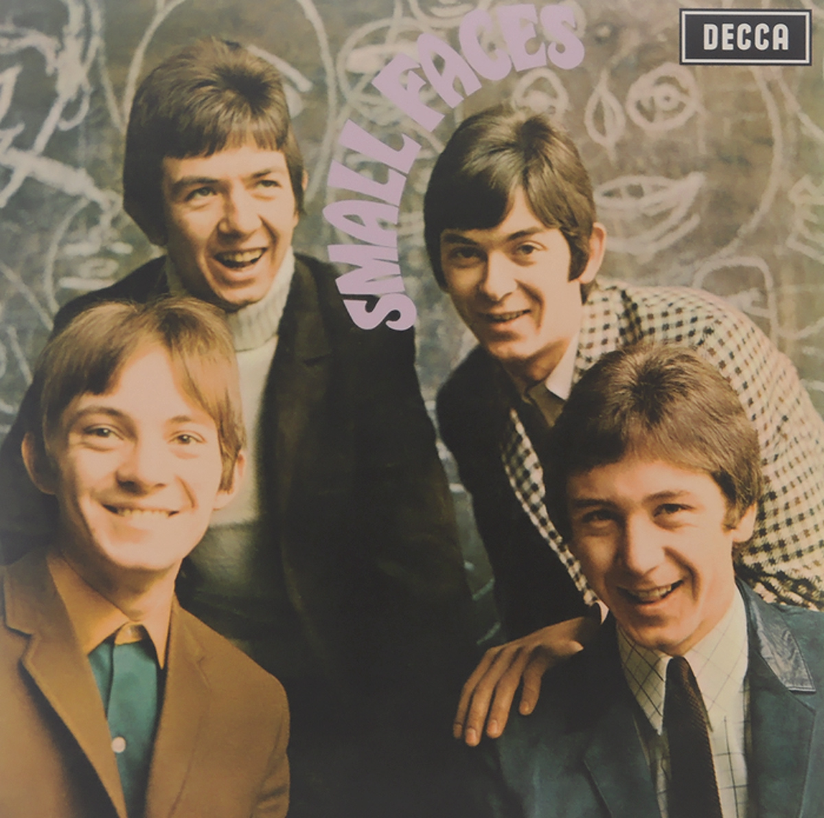 The Small Faces Small Faces. Small Faces (LP)