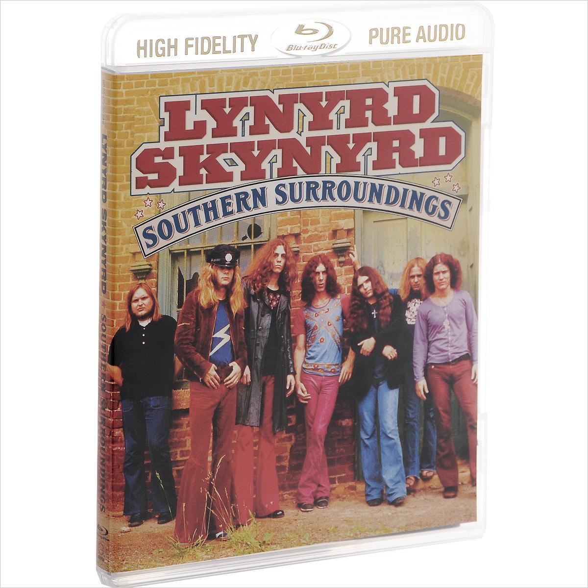 Lynyrd Skynyrd Lynyrd Skynyrd. Southern Surroundings (Blu-Ray Audio) rammstein videos 1995 2012 2 blu ray