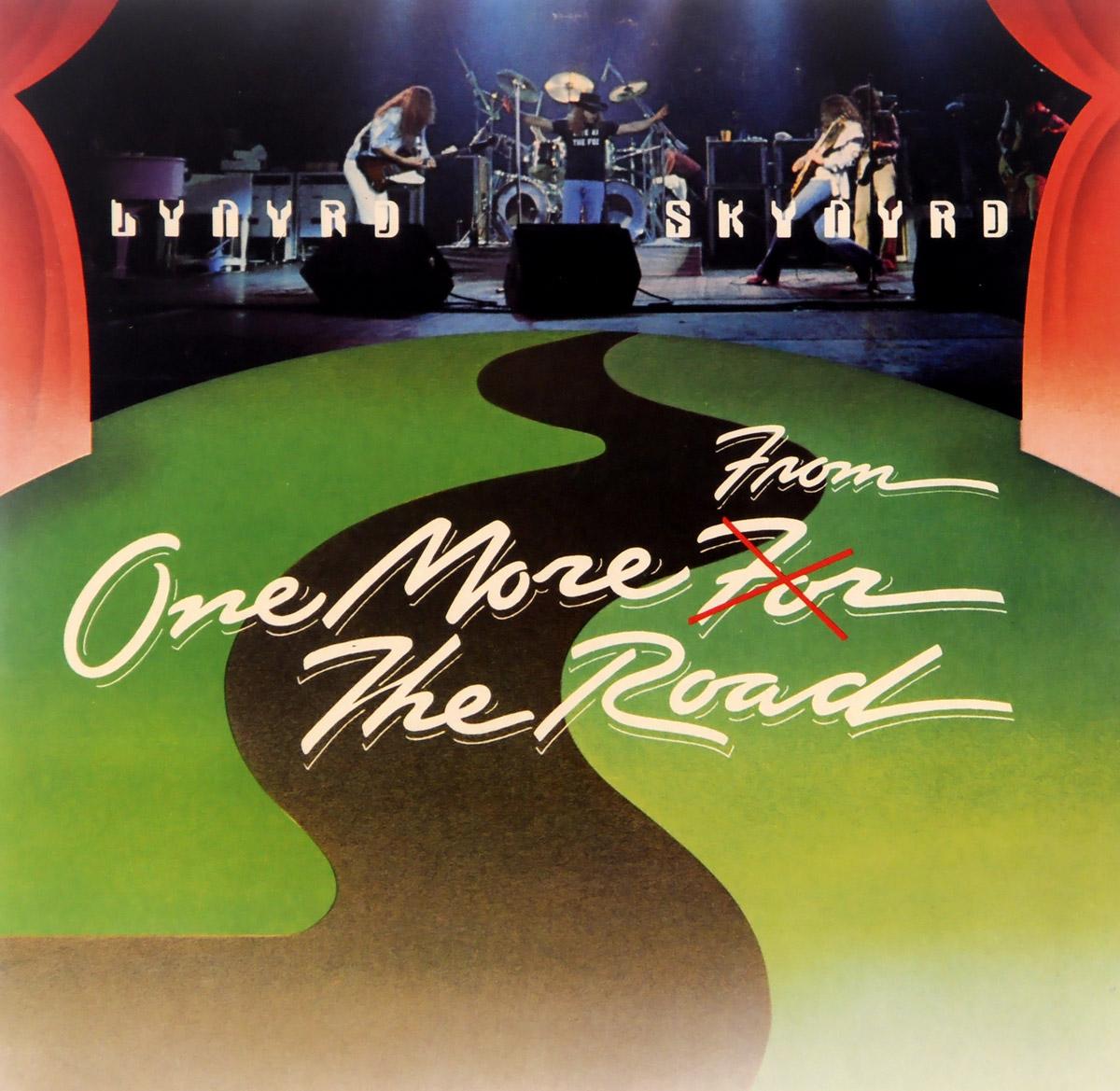 Lynyrd Skynyrd Lynyrd Skynyrd. One More From The Road (2 LP) lynyrd skynyrd lynyrd skynyrd one more from the road 2 lp