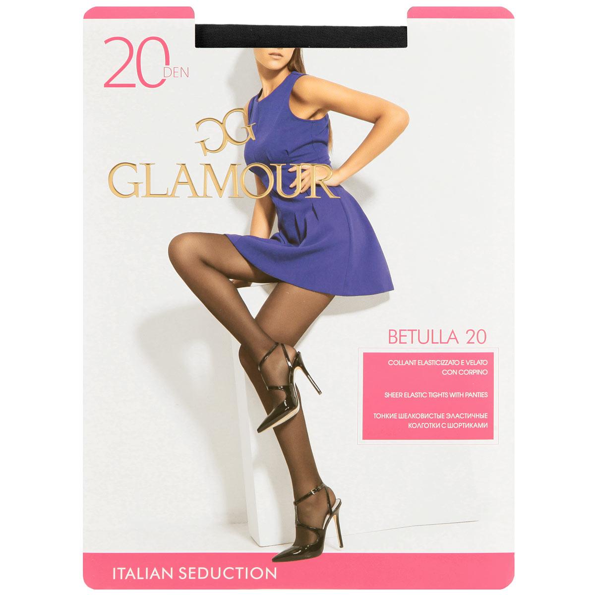цена Колготки Glamour Betulla онлайн в 2017 году