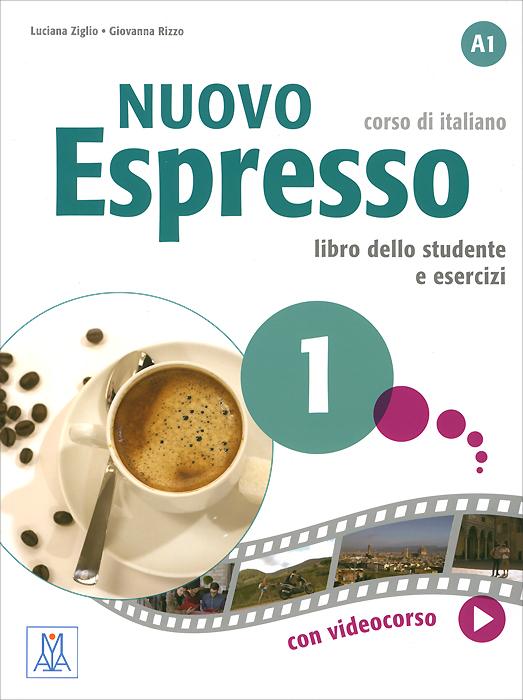 Nuovo espresso 1: Libro dello studente e esercizi: A1 nuovo espresso 1 esercizi supplementari