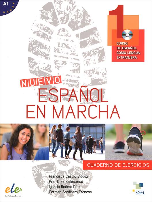 Nuevo espanol en marcha 1: Nivel A1: Cuaderno de ejercicios (+ CD) rdr cd [grune a1 ] dornroeschen