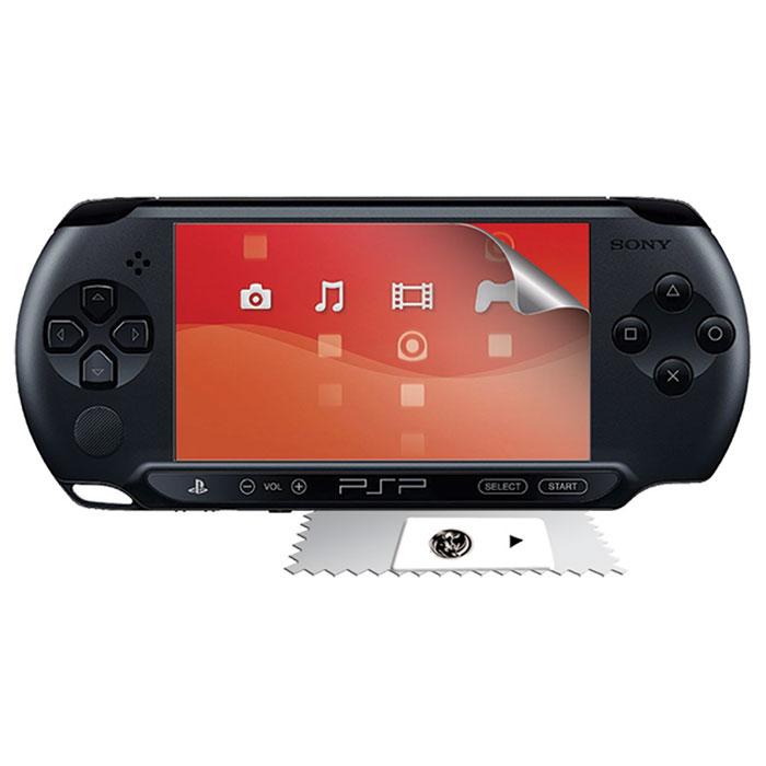 Защитная пленка Black Horns для Sony PSP E1000/2000/3000 (BH-PSE0101(R) стоимость