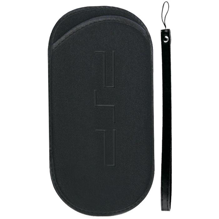 Чехол мягкий Black Horns для Sony PSP E1000/2000/3000 (BH-PSE0202(R) чехольчик ремешок game guru для sony psp 2000 3000 золотой